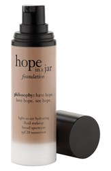 Philosophy 'Hope In A Jar' Light As Air Hydrating Fluid Foundation Spf 20 1 Oz Shade 8