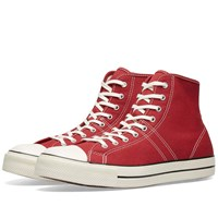 Converse Lucky Star Hi Red