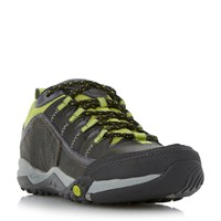 Merrell Helixer Distort Flecked Ghilly Trainers Grey