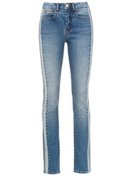 Tufi Duek Skinny Trousers Blue