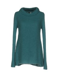 Brebis Noir Turtlenecks Green