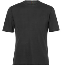 Iffley Road Cambrian Slim Fit Dri Release Running T Shirt Black