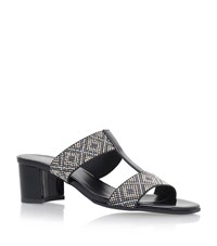 Carvela Kurt Geiger Suzy Embellished Sandals Female Black