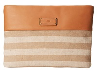 Ugg Devan Clutch White Walnut Clutch Handbags