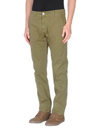 9.2 By Carlo Chionna Casual Pants Military Green