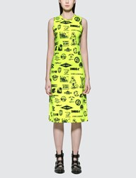 Mcq By Alexander Mcqueen Bodycon Ss Dress