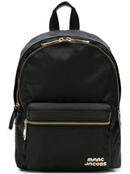 Marc Jacobs Trek Pack Backpack Black