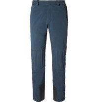 Loro Piana Tecno Honeycomb 3L Storm System Quilted Ski Trousers Navy