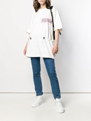 Colmar Oversized T Shirt White
