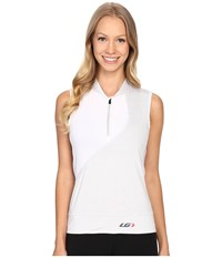 Louis Garneau Stella Top White Women's Clothing