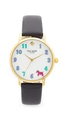 Kate Spade Novelty Watch Gold Multi