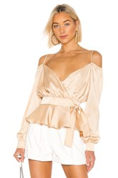 The Jetset Diaries Here Comes Sun Top Tan