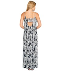 Carve Designs Janna Ankle Dress Anchor Kauai Women's Dress Multi