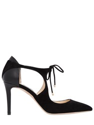 Jimmy Choo 85Mm Vanessa Suede Pumps
