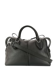 Tod's D Styling Tote Black