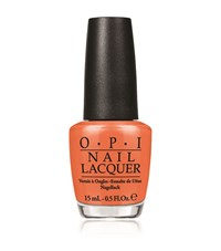 Opi Nail Lacquer Coca Cola Collection Female Orange You Stylish