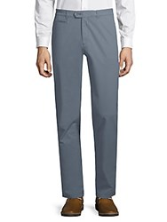 Brax Everest Stretch Cotton Chinos Grey
