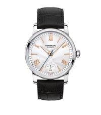 Montblanc 4810 Date Automatic Watch Silver
