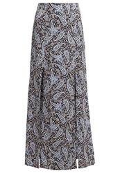 Miss Selfridge Maxi Skirt Multibright Multicoloured