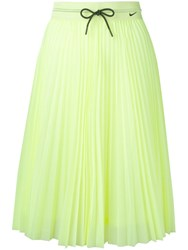 Nike Lab Collection Pleated Skirt Green