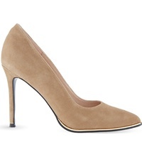 Kg By Kurt Geiger Beauty Court Shoes Nude