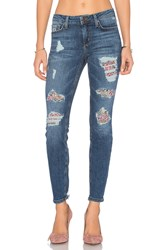 Joe's Jeans The Icon Ankle Skinny Medium Blue
