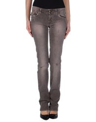Just Cavalli Denim Pants Grey