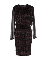 Antik Batik Dresses Short Dresses Women Black