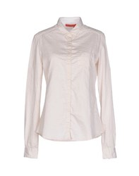 Manila Grace Denim Shirts Shirts Women Dove Grey