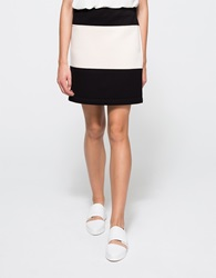 Won Hundred Cameron Skirt Black White