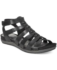 Bare Traps Ronah Flat Gladiator Sandals Women's Shoes Black
