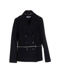 Escada Sport Jackets Dark Blue