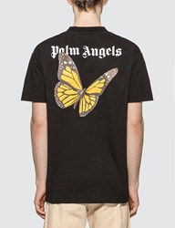 Palm Angels Seasonal T Shirt Black