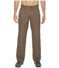 Mountain Khakis Alpine Utility Pants Relaxed Fit Terra Casual Pants Brown