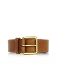 Mulberry Wide Leather Belt