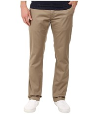 Volcom Frickin Modern Stretch Chino Khaki Men's Casual Pants