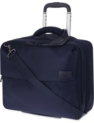 Lipault Plume Business Rolling Tote 45Cm Navy
