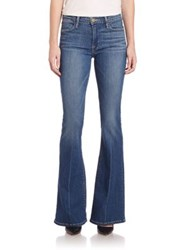 Frame Le High Flare Jeans Haven