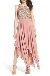 Aidan Mattox Women's By Embellished Gown