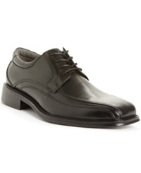 Dockers Endow Bike Toe Oxfords Men's Shoes Black