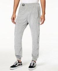 American Stitch Men's Dog Logo Joggers Grey