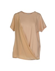 Gold Case T Shirts Skin Color