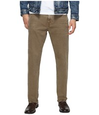 Lucky Brand 221 Original Straight In Brown Brown Men's Jeans