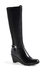 Blondo 'Laina' Waterproof Boot Women Nordstrom Exclusive Black Leather
