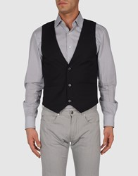 Suit Suits And Jackets Waistcoats Men Steel Grey
