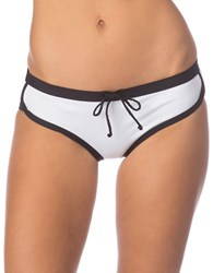 Kenneth Cole Reaction On The Edge Cheeky Boyshorts White