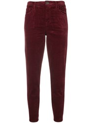 J Brand Ruby Jeans Red