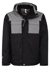 Icepeak Tay Winter Jacket Black