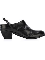 Officine Creative 'Chabrol' Mules Black