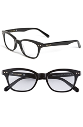 Kate Spade 'Rebecca' 49Mm Reading Glasses Black